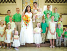 You Want 17 Ring Bearers and Flower Girls?