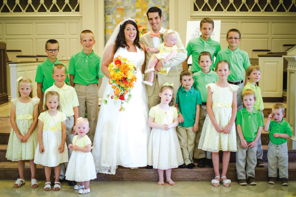 You Want 17 Ring Bearers And Flower Girls Central Virginia