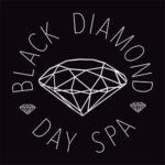 Black Diamond Day Spa Logo